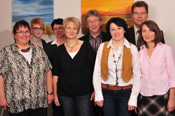 Steuerberater und Steuerfachangestellte der Steuerberatung Daniels Blankenheim